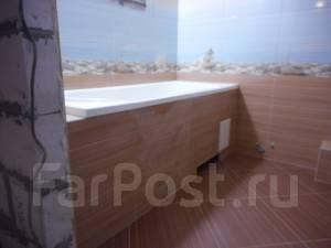 Ремонт ванной комнаты.