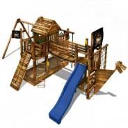Детская площадка Santa maria 3g