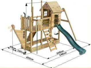 Детская площадка Pirate ship