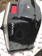 Бампер задний Хендай Терракан 2001-2004 г. в.
