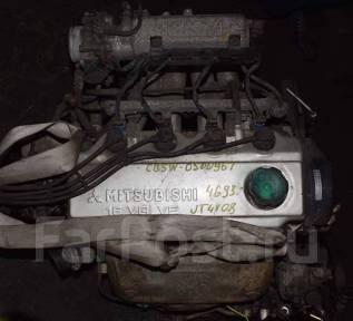 Двигатель в сборе. Mitsubishi Libero, CB1V, CB2V, CB2W, CB4W, CB5W, CB8V, CB8W Двигатели: 4G93, 4G93T