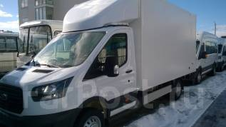 Ford Transit. Chassis C/CAB 470E, 1 000кг., 4x2