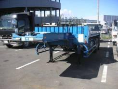 Fruehauf. Продам контейнеровозный полуприцеп 2001 г., 21 000 кг.