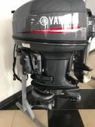 Yamaha. 28,00л.с., 2-тактный, бензиновый, нога S (381 мм), 2018 год год