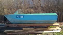 Ока-4. длина 4,60м., двигатель подвесной, 40,00л.с.