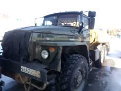 Урал 4320. Продам бензовоз , 5 500 кг.