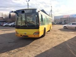 Zhong Tong LCK6103G-2. Продаётся низкопольный городской автобус zhong tong, 100 мест