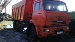 КамАЗ 6520. Самосвал Камаз-6520, 2011г. (Дорохово)
