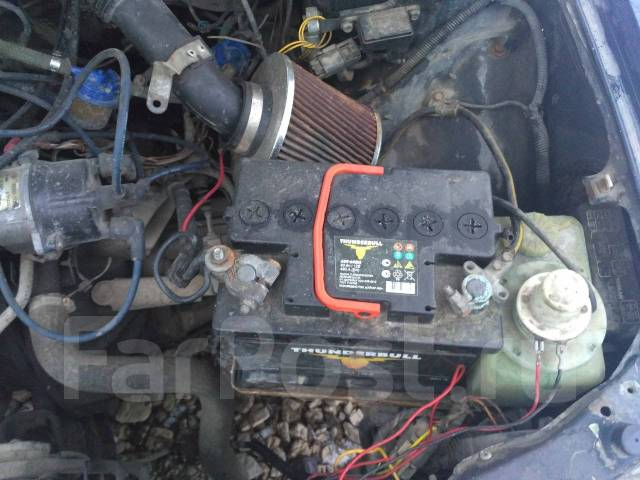 Nissan Primera. P10, GA16