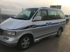 Nissan Largo. автомат, 4wd, 2.4 (145л.с.), бензин, 200тыс. км