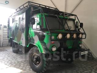 ГАЗ 66. Продам шикарный газ 66, 2 500куб. см., 3 000кг.
