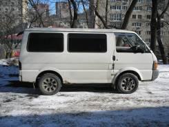 Nissan Vanette. механика, 4wd, 2.2 (61л.с.), дизель, 96тыс. км