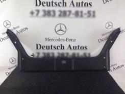 Накладка багажника. Mercedes-Benz S-Class, V220, W220 Двигатели: M112E28, M112E32, M112E37, M113E43, M113E50, M113E55, M137E58, M137E63, M275E55, M275...