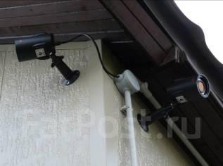 Ремонт видеонаблюдения, видеорегистратора, видеокамер. настройка.