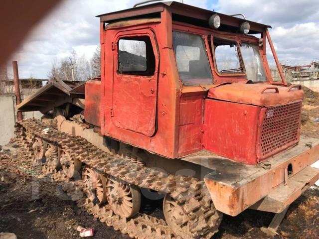 АТЗ ТТ-4. Продам трактор ТТ-4
