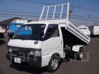 Mazda Bongo. Самосвал, 2 200куб. см., 1 000кг. Под заказ