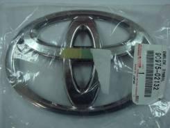 Эмблема. Toyota Land Cruiser, URJ202, URJ202W, UZJ200, UZJ200W, VDJ200 Двигатели: 1URFE, 1VDFTV, 2UZFE
