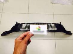 Решетка радиатора. Kia Rio, QB Двигатели: G4FA, G4FC