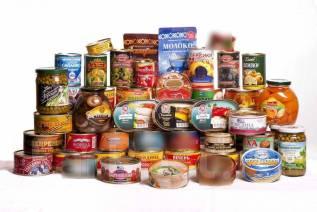 Снабжение судов, детсадов, школ продуктами питания