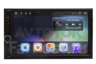 Универсальная 2DIN (178x100) магнитола Android 7.1.1 CF-2404