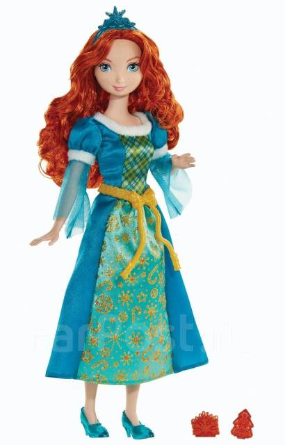 """Картинки по запросу Disney Princess. Куклы """"Золушка/Мерида"""""""
