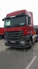 Mercedes-Benz Actros. 1844 LS 4х2, 11 990 куб. см., 18 000 кг.