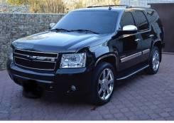 Chevrolet Tahoe. С водителем