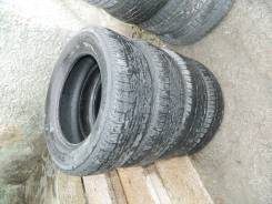 Bridgestone Dueler H/T D687. Летние, 2009 год, износ: 60%, 4 шт