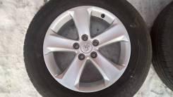 Toyota. 7.0x17, 5x114.30, ET39, ЦО 60,1мм. Под заказ