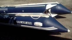 Solar 400. Год: 2010 год, длина 4,00м., двигатель подвесной, 30,00л.с., бензин