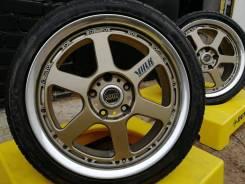 "RAYS VOLK RACING GT-P. 7.0x17"", 5x114.30, ET44, ЦО 70,0мм."
