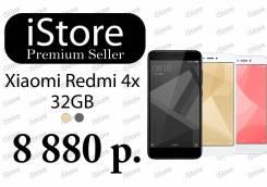 Xiaomi Redmi 4X. Новый, 32 Гб