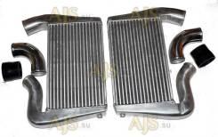 Интеркулер Nissan GTR 35 twin turbo в Москве. Nissan GT-R, R35