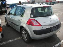 Дверь задняя левая Renault Megane 2