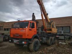 КамАЗ МКТ-25. Продам Автокран МКТ-25.7 на базе КАМаЗ, 10 850куб. см., 27,00м.