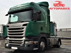 Scania R440LA. Седельный тягач Scania R440 LA 4X2 MEB, 12 740куб. см., 10 759кг.
