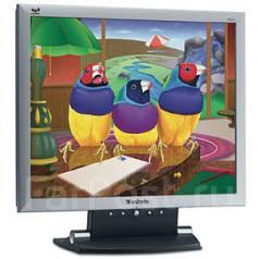 "ViewSonic. 15"", технология ЖК (LCD)"