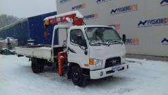 Hyundai HD78. КМУ Kanglim KS733 на шасси Hyundai HD-78, 2013 г. в., 4 950кг.