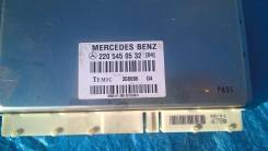 Блок управления подвеской. Mercedes-Benz S-Class, W220 Двигатели: M113E55ML, M113E55