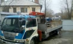 Nissan Diesel. Продам грузовой с манипулятором., 7 000куб. см., 15 090кг., 4x2