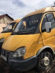 ГАЗ 321232. Продаётся грузопассажирская газель, 2 300куб. см., 3 места