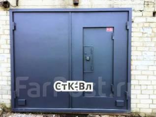 Изготовление гаражных ворот. Двери. Решетки. Ограждения. Калитки.