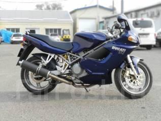 Ducati ST2. 1 000куб. см., исправен, птс, без пробега
