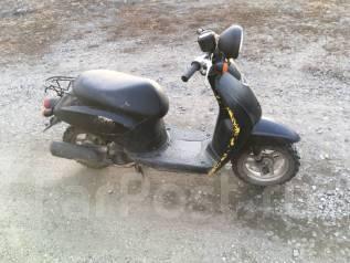 Honda Today. 49куб. см., исправен, без птс, с пробегом