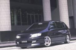 Накладка на бампер. Toyota Ipsum, SXM10, SXM10G, SXM15G, CXM10G Toyota Picnic, SXM10, SXM10L, CXM10L Двигатели: 3SFE, 3CTE