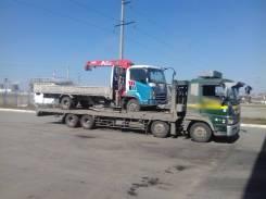 Самогрузы различные, эвакуаторы грузовые