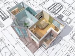 Дизайн офиса, центра, салона, клуба