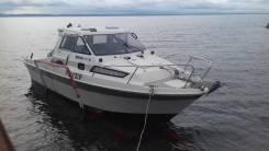 Аренда катера с капитаном. 8 человек, 65км/ч
