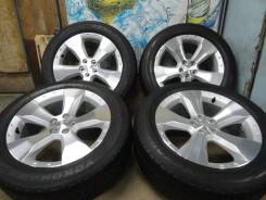 Продам Отличные Стильные колёса Subaru Forester, Outback+Лето 225/55R17. 7.0x17 5x100.00 ET48