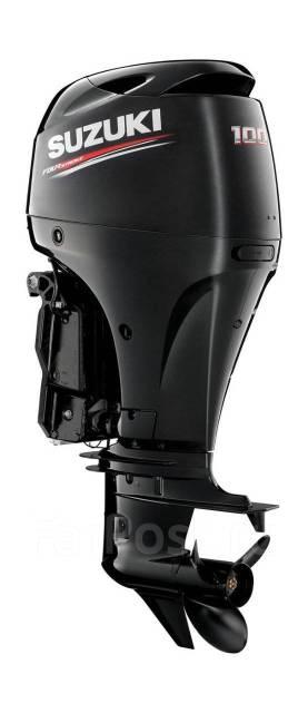 Suzuki. 100,00л.с., 4-тактный, нога X (635 мм)